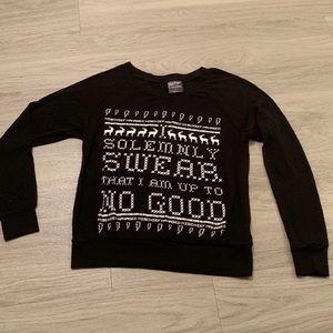 Harry Potter Fleece Sweater